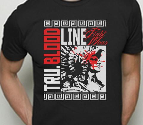 Tru-Bloodline-Aztec-Shirt